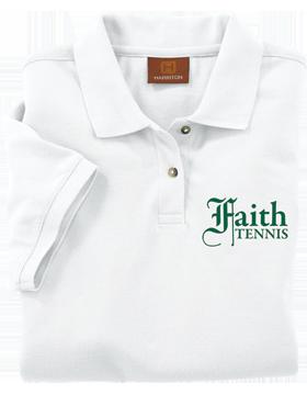 Faith Christian Lions Harriton Pique Polo