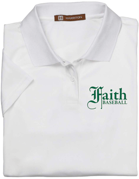 Faith Christian Lions Harriton Polytech Polo