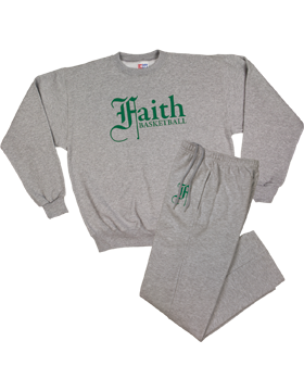 Faith Christian Fleece Spirit Pack