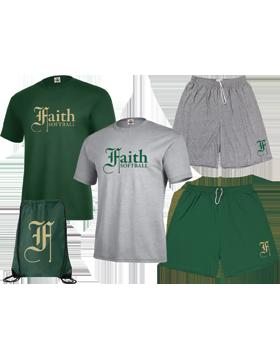 Faith Christian Team Spirit Pack
