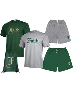 Faith Christian Team Spirit Pack