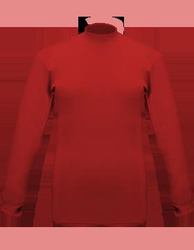 FR3003 Inherently Fire Retardant Red Flight Deck Jersey