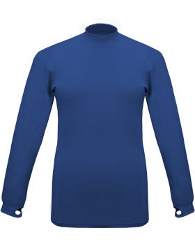 FR3003 Inherently Fire Retardant Royal Blue Flight Deck Jersey