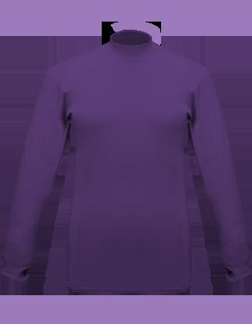 FR3003 Inherently Fire Retardant Purple Flight Deck Jersey
