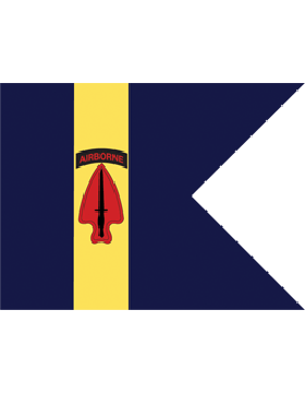 Army Guidon 6-04 Major Sub Cmds and Troup Cmds (Specify Command)