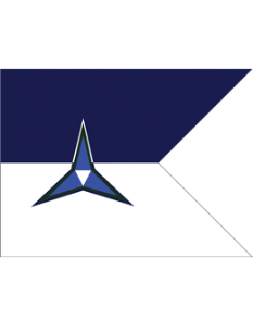 Army Guidon 6-05B Corps (Specify Corp)
