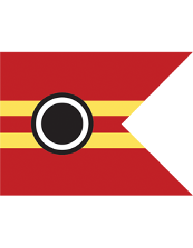 Army Guidon 6-06 Corps Artillery Specify Corps