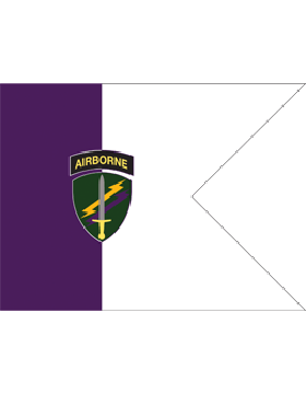 Army Guidon 6-11F Seperate Brigade Civil Affairs  Specify Brigade