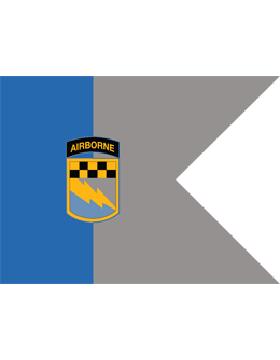 Army Guidon 6-11J Seperate Brigade Military Intelligence Specify Brigade