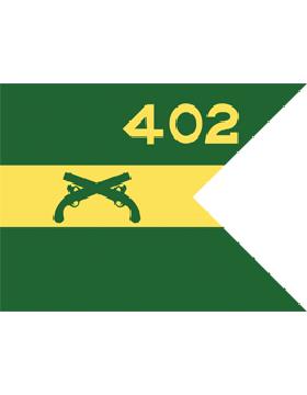 Army Guidon 6-15 Military Police POW Camp  Specify Unit