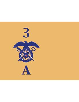 Army Guidon 6-19 Company of Div Spt Battalion Specify Unit