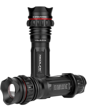 Nebo Redline Select Flashlight Black