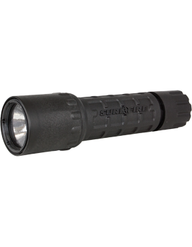 G2® High-Intensity Black Nitrolon® Flashlight G2-BK