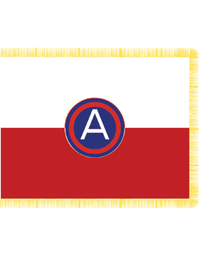 Army Org Flag 5-04A Armies (Specify Army)