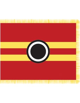 Army Org Flag 5-04C Corps Artillery (Specify Corps)