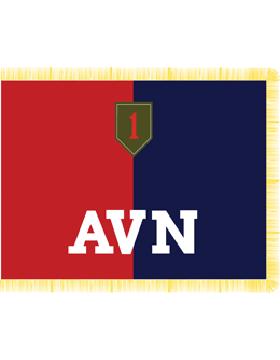 Army Org Flag 5-09A Avn Brigade of Div Abn/Inf (Specify Div)