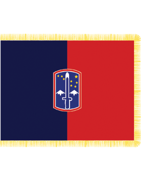 Army Org Flag 5-12A Seperate Bde Airborne (Specify Bde)