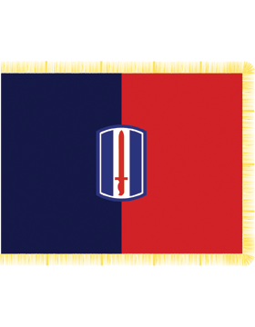 Army Org Flag 5-12H Seperate Bde Infantry (Specify Bde)