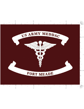 Army Org Flag 5-17 MEDDAC (Specify Unit)