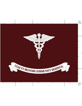 Army Org Flag 5-20 Hosp & Medical Centers