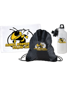 Fundraising Roadtrip Package (Towel/Travel Bag/Aluminum Water Bottle)