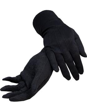 Black Long Sure Grip Gloves (G-207)