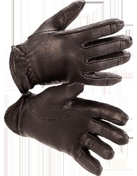 Centurion Patrol Glove Black small
