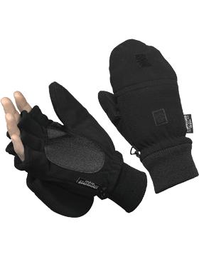 Mitten Re-Trak Black Glove MG100