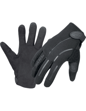 Armortip Protective Gloves Black