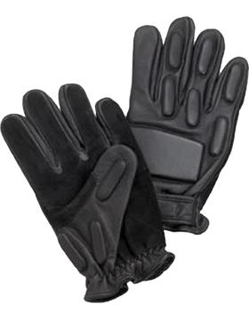 Full Finger Rappelling Gloves 3451 Black