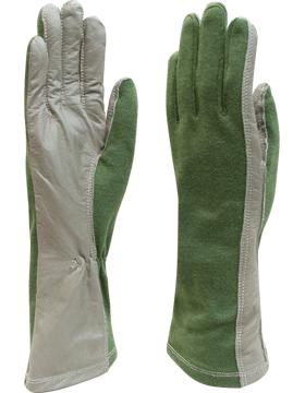 G.I. Type Nomex Flight Gloves Olive Drab