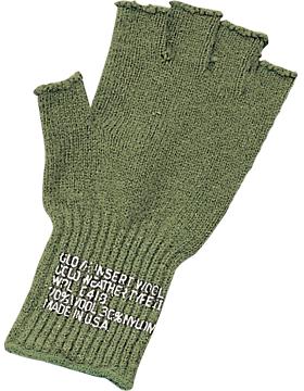 G.I. Fingerless Wool Glove 8410