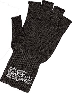 G.I. Fingerless Wool Glove 8411
