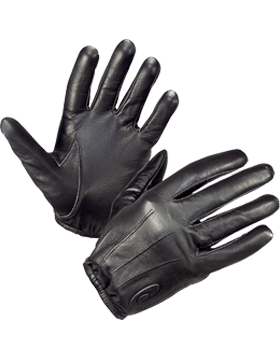 Searchmaster Men's Leather Glove Black SMX80