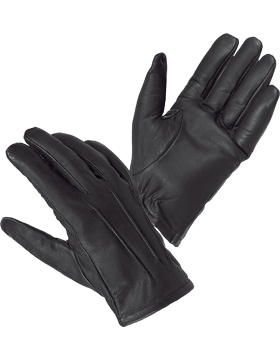 Leather Dress Glove with Thinsulate Black TLD40