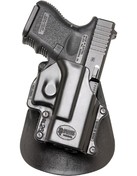 Fobus Level 2 Thumb Break Holster Belt Glock 26/27/33