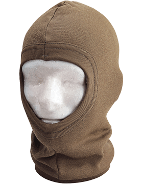 GI Polypropylene Balaclavas Brown