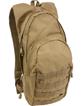 Hydration Pack Tan 124