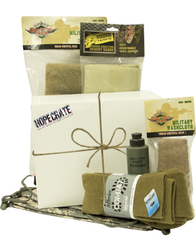 H.O.P.E. Crate for Military Personnel - Box B