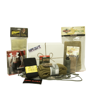 H.O.P.E. Crate for Military Personnel - Box C