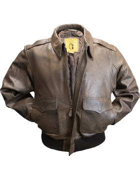 A-2 Goat Skin Flight Jacket