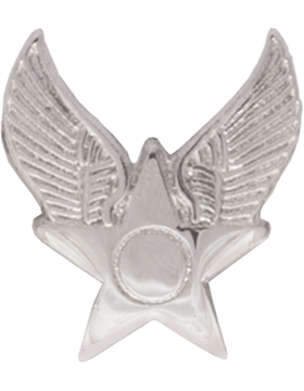Honor Guard Tie Tac with Nickel Hap Arnold