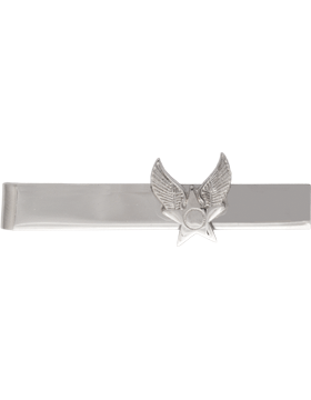 Honor Guard Tie Bar with Nickel Hap Arnold