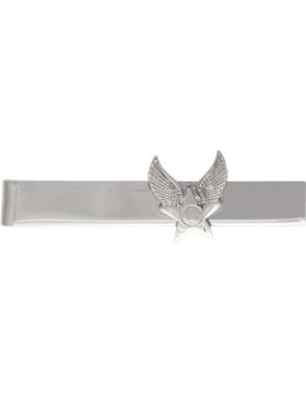 Honor Guard Tie Bar with Nickel Hap Arnold