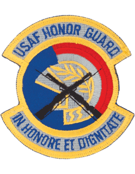 Honor Guard Full Color Patch