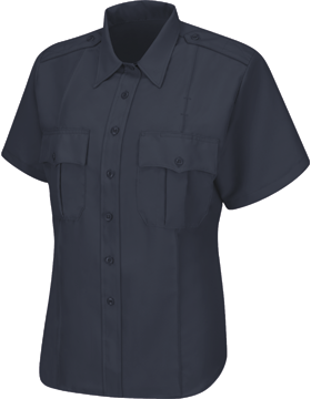 Sentry Short Sleeve Shirt with Zipper