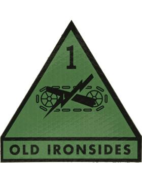 IR ACU Patch 001 Armor Division IR-7005