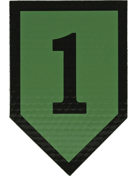 IR ACU Patch 001 Infantry Division IR-7007