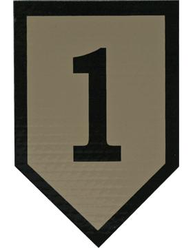 IR ACU Patch 001 Infantry Division IR-7007