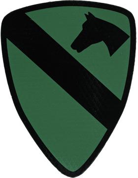 IR ACU Patch 001 Cavalry Division IR-7009